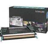 Lexmark C734A1KG Original Black Return Program Toner Cartridge