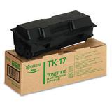 Kyocera-Mita TK-17 Original Black Toner Cartridge