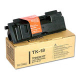 Kyocera-Mita TK-18 Original Black Toner Cartridge