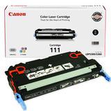 Canon 111 Original Black Toner Cartridge (1660B008 / 1660B001AA)
