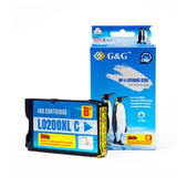 Lexmark 14L0198 B Version New Compatible Cyan Ink Cartridge - G&G™(14L0651/14L0651)