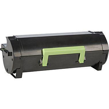 Lexmark 62D1X00 (621X) Remanufactured Black Toner Cartridge High Yield