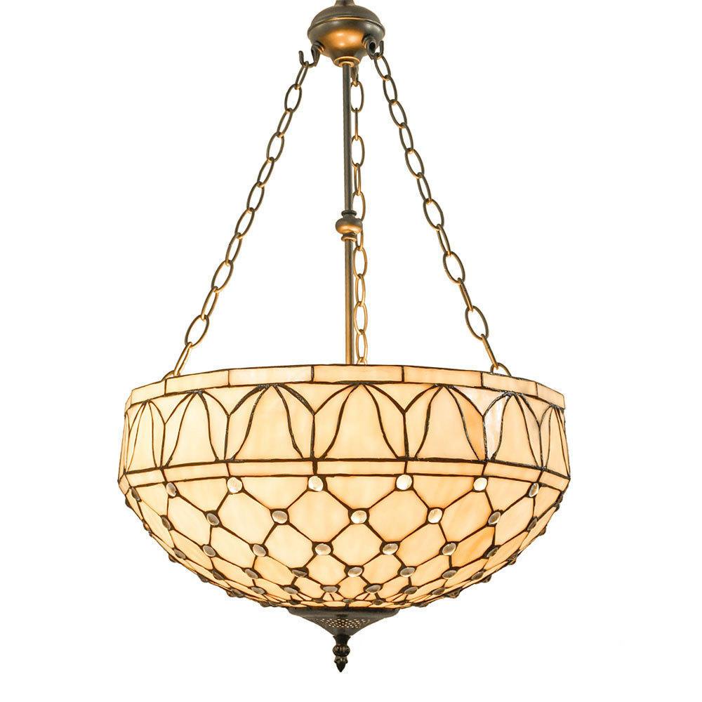 Tiffany 2 Lights Pendant