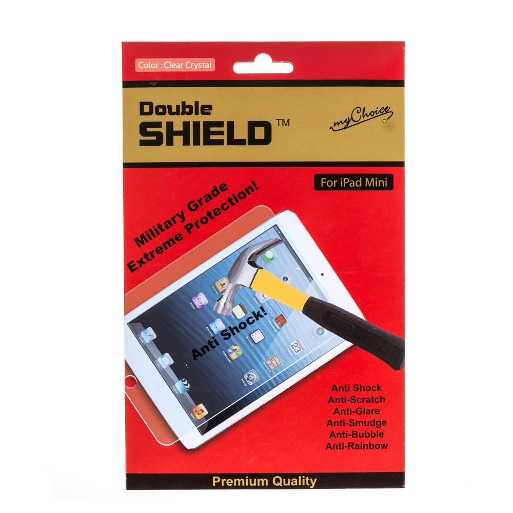 Double Shield Anti-Shock Screen Protector for iPad mini / iPad mini with Retina Display