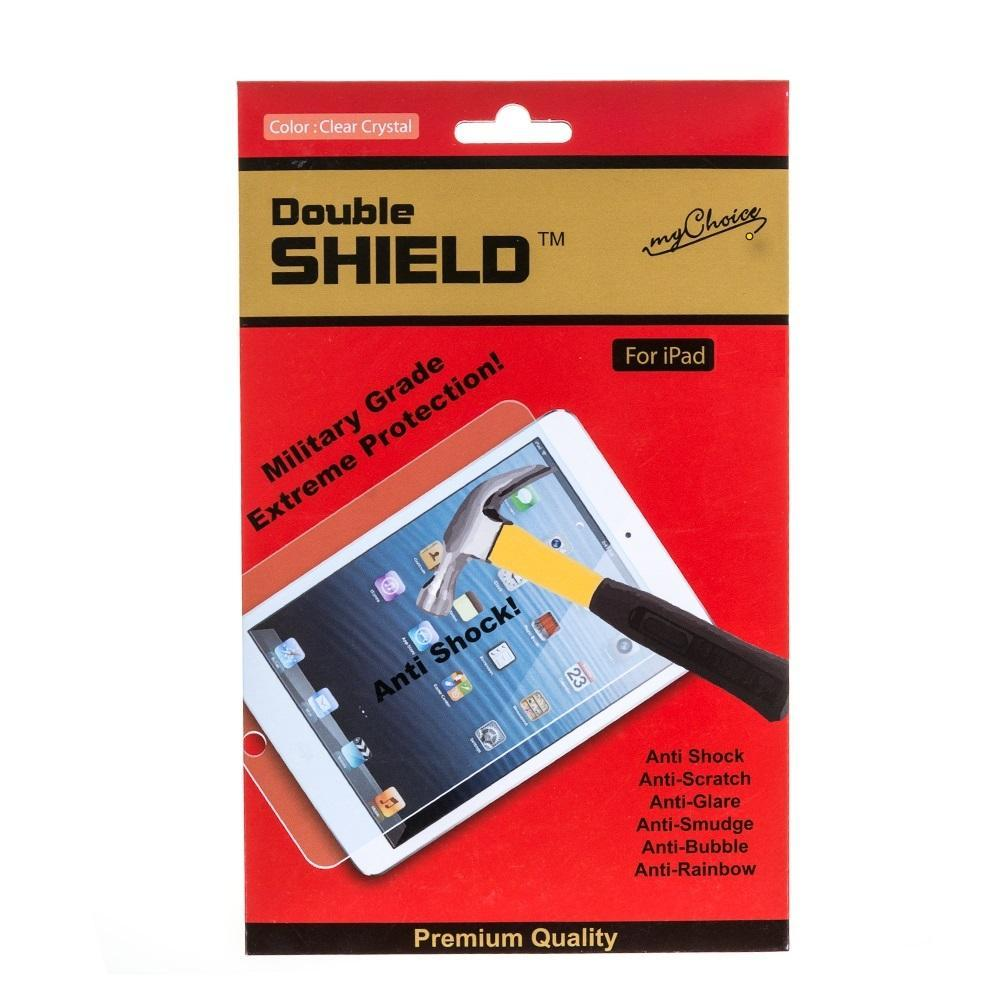 Double Shield Anti-Shock Screen Protector for iPad 2 / 3 / 4