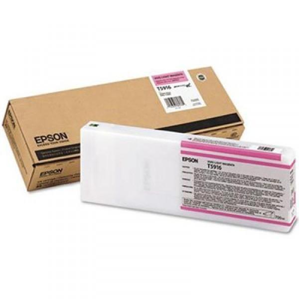 Epson T591600 Original Vivid Light Magenta UltraChrome Ink Cartridge