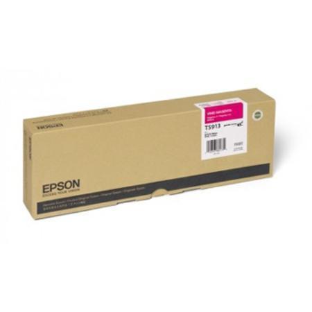 Epson T591300 Original Vivid Magenta UltraChrome Ink Cartridge