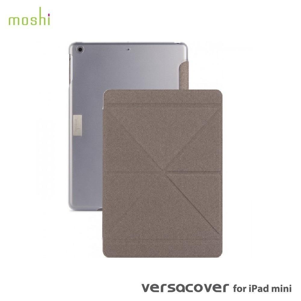Moshi VersaCover Mini Origami Case for iPad Mini 1/2/3 - Gray
