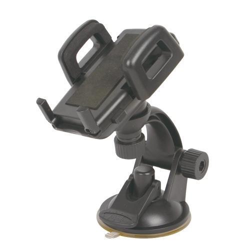 Universal Windshield/Dashboard Car Mount with Locking Suction Cup LM-PhnU-WSHolderA