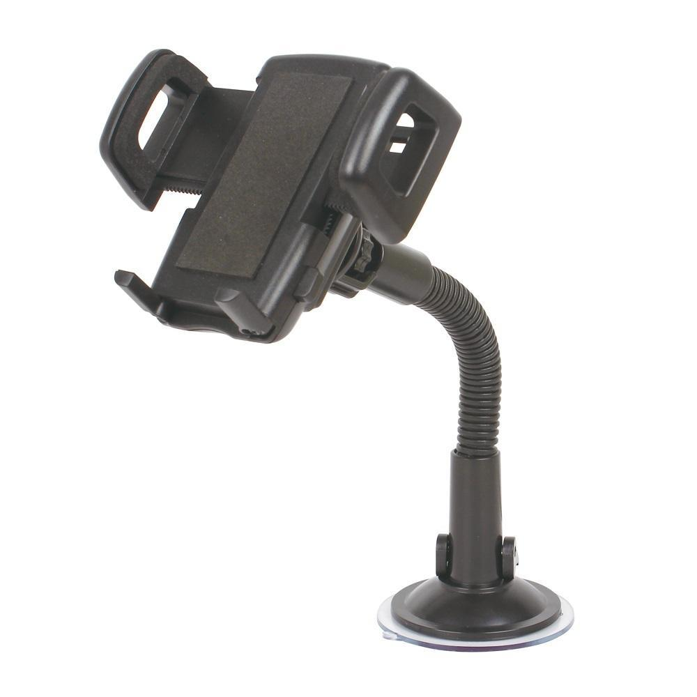 Adjustable Universal Mobile Phone Suction Cup Car Windshield Holder LM-PhnU-WSHolderB