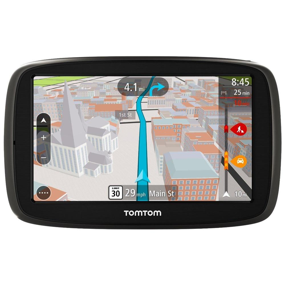Gps Handheld Gps Gps Navigation Car Gps Best Buy Canada Map Of Tomtom Map Usa