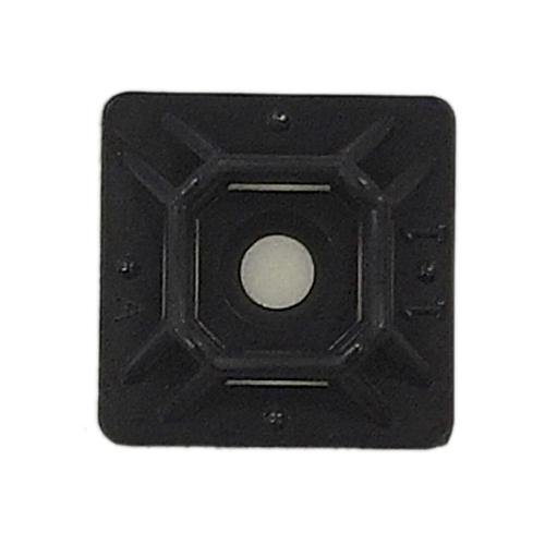 Adhesive Cable Tie Mount 0.75