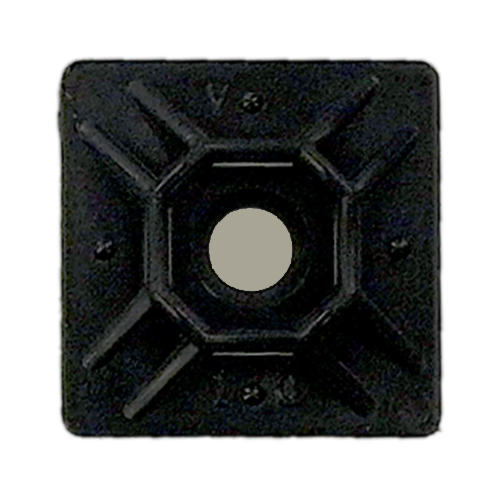 Adhesive Cable Tie Mount 1