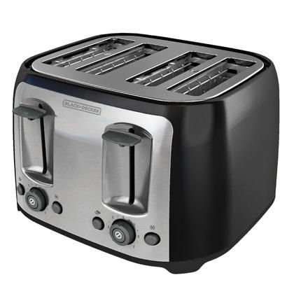Hotpoint cream 2 slice long slot toaster