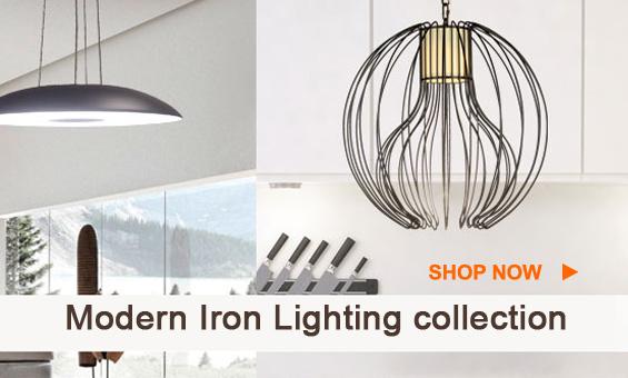 modern iron