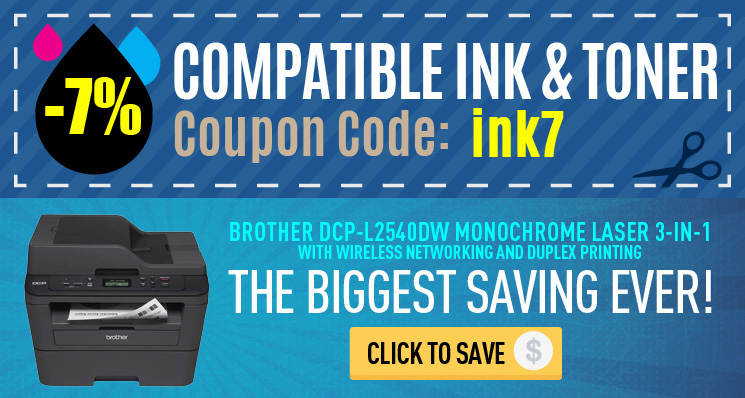 Compatible Ink & Toner