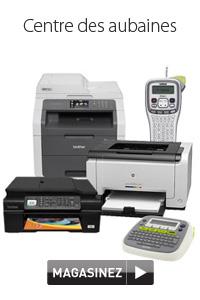 Centre des aubaines sur imprimantes
