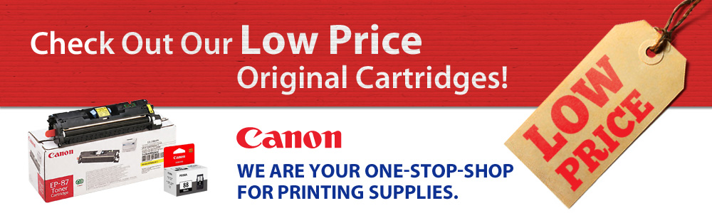 Canon brands selling topic en
