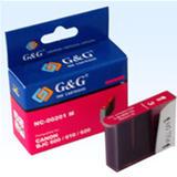 Canon BJI-201M New Compatible Magenta Ink Cartridge (High Yield)