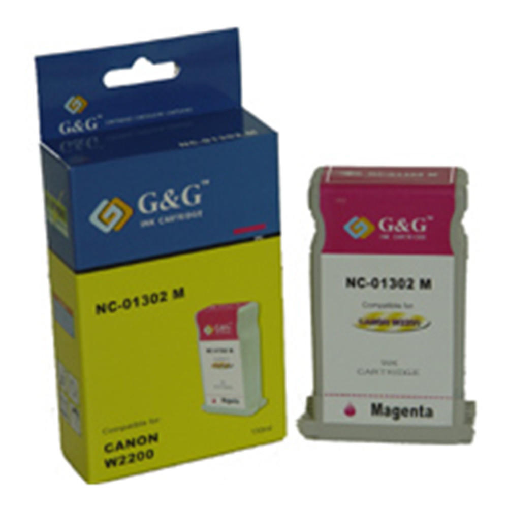 Canon BCI 1302M New Compatible Magenta Ink Cartridge At