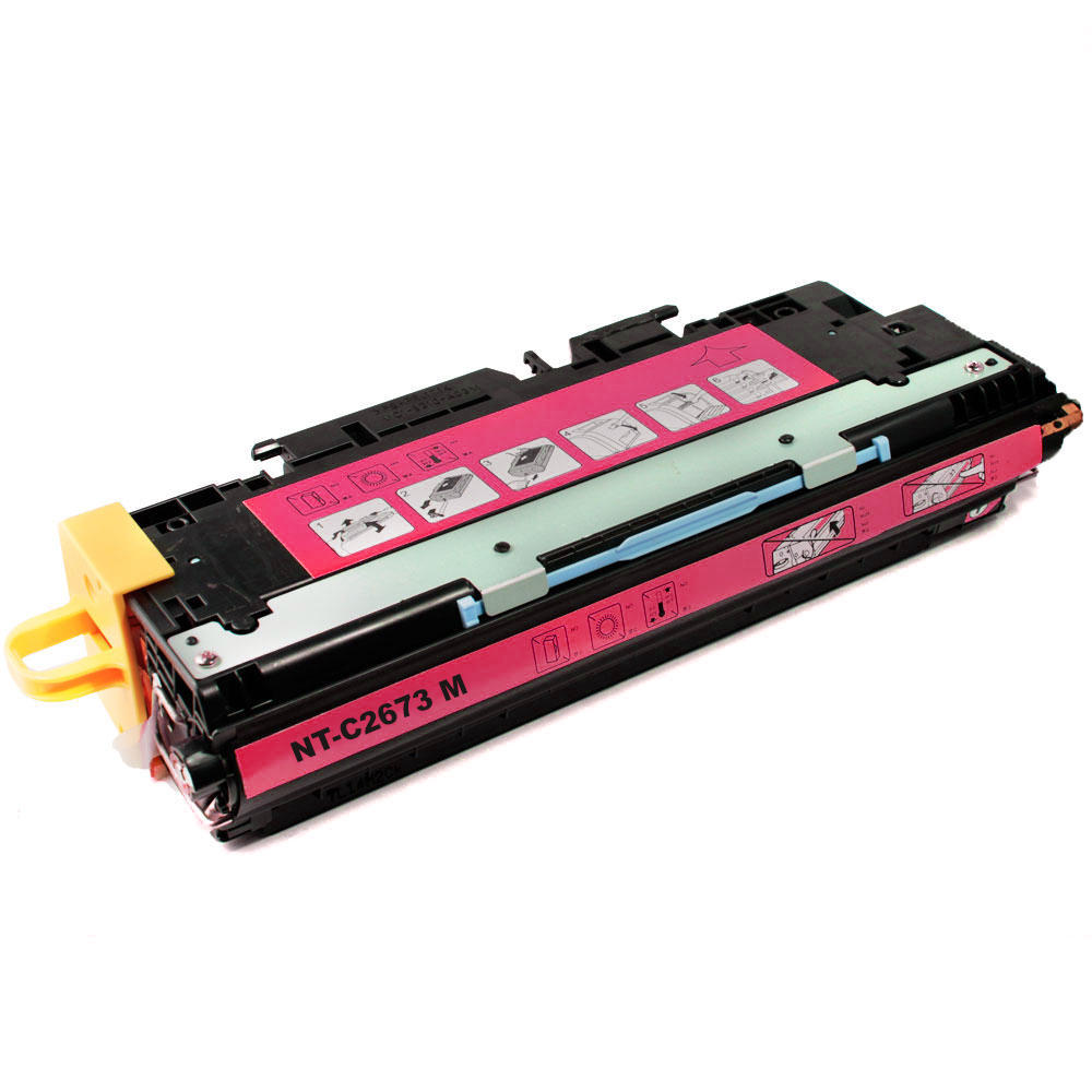 HP 309A Q2673A Remanufactured Magenta Toner Cartridge