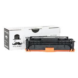 hp cc530a new compatible black toner cartridgehp 304a moustache - Hp Color Laserjet Cm2320fxi Mfp