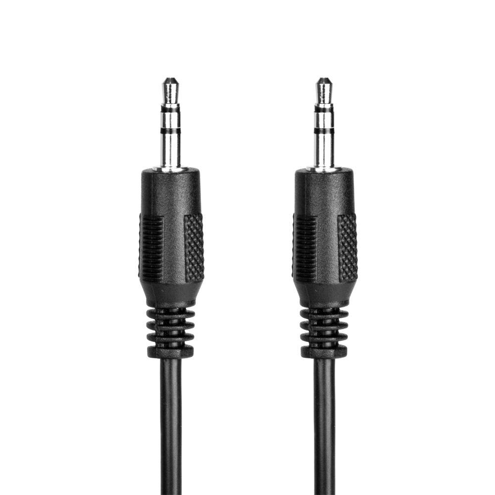 Audio Cable 3.5mm to 3.5mm Male-Male  6f - PrimeCables