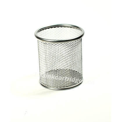 Metal Pencil Cup, 2 Colors Available LY-9110