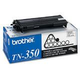 Brother TN350 Original Black Toner Cartridge