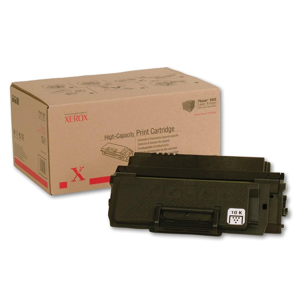 Xerox 106R00688 Original Black Toner Cartridge