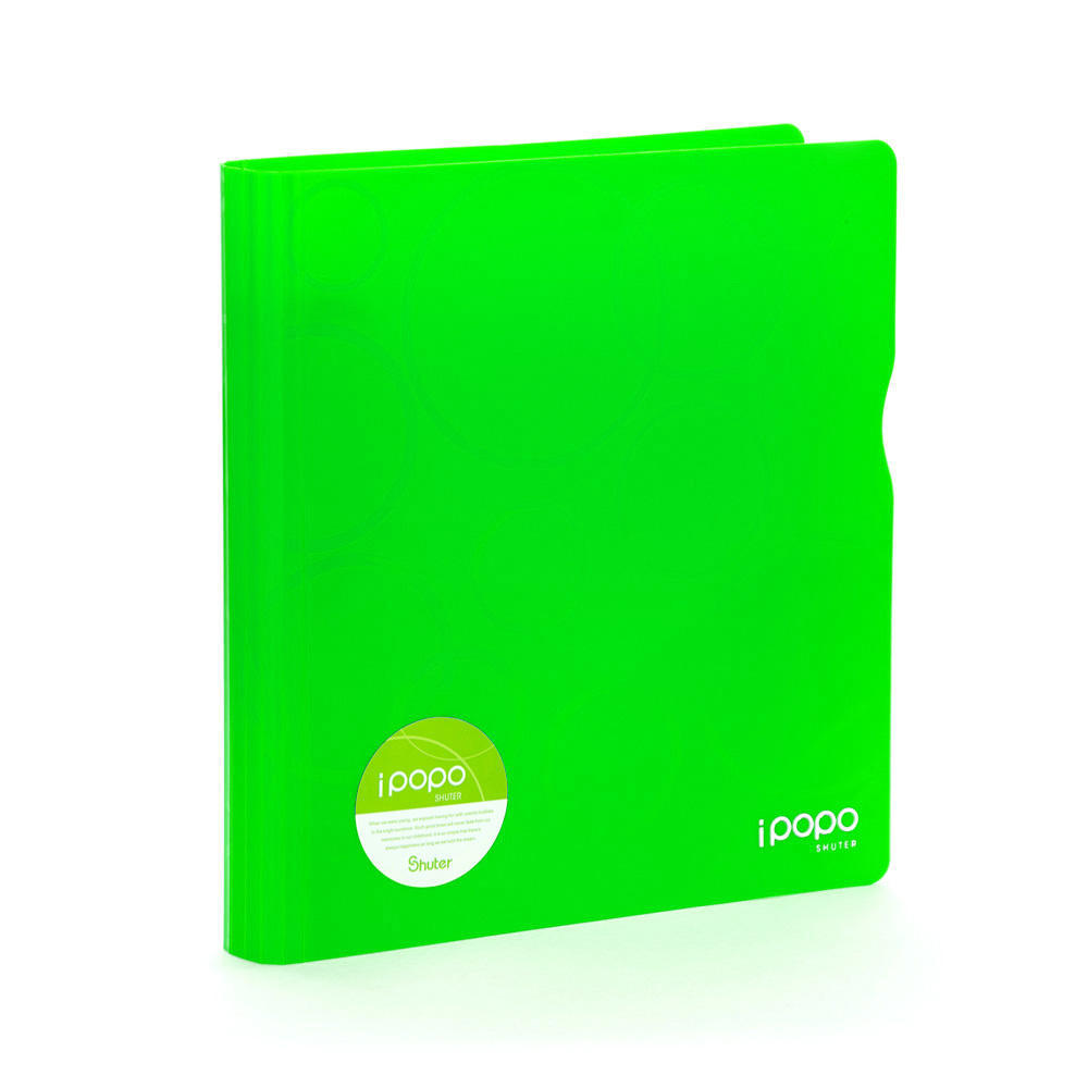 "Shuter 1"" IPOPO Non-view Ring Binder, 4 Colours Available"