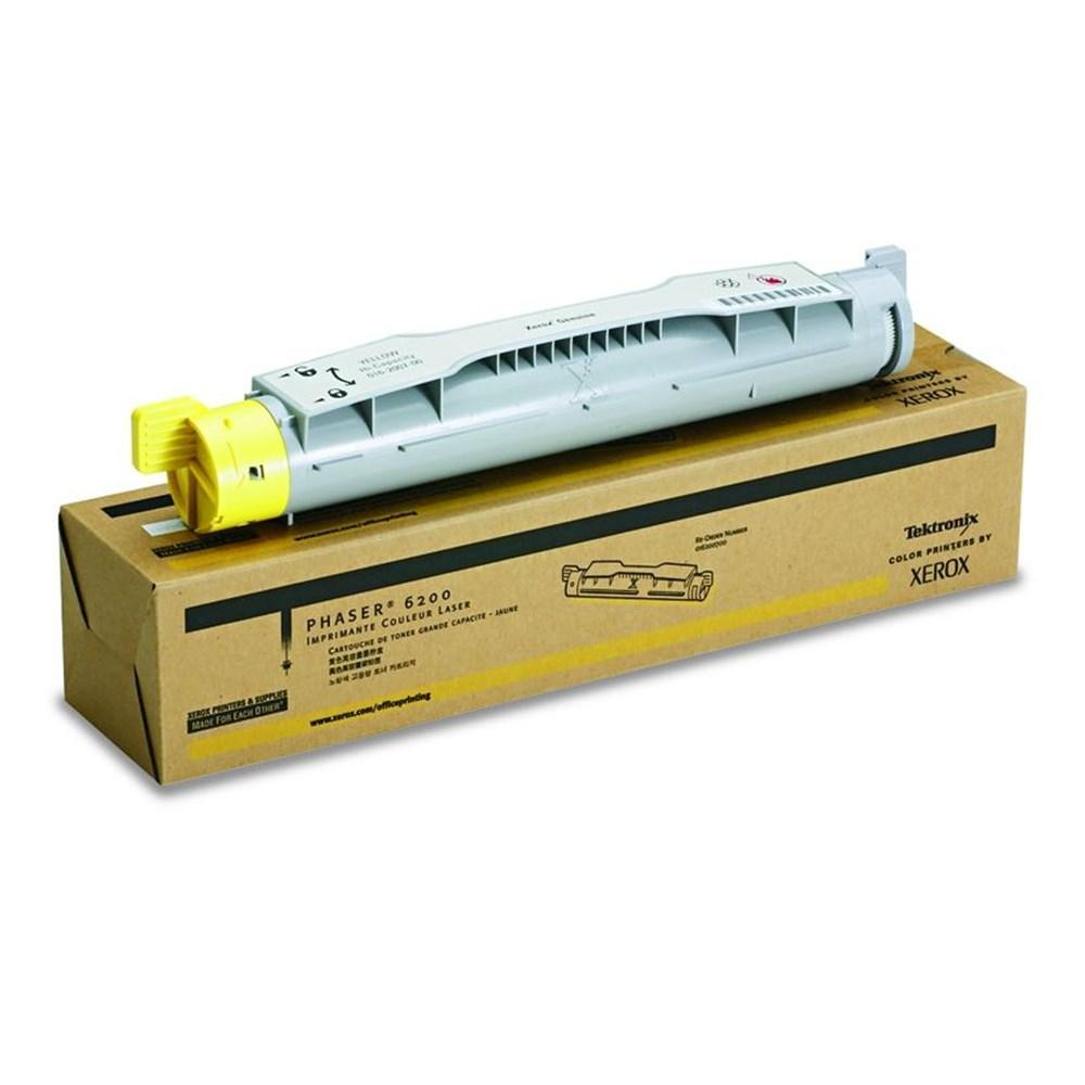 Xerox 016-2007-00 Original Yellow Toner Cartridge High-Capacity