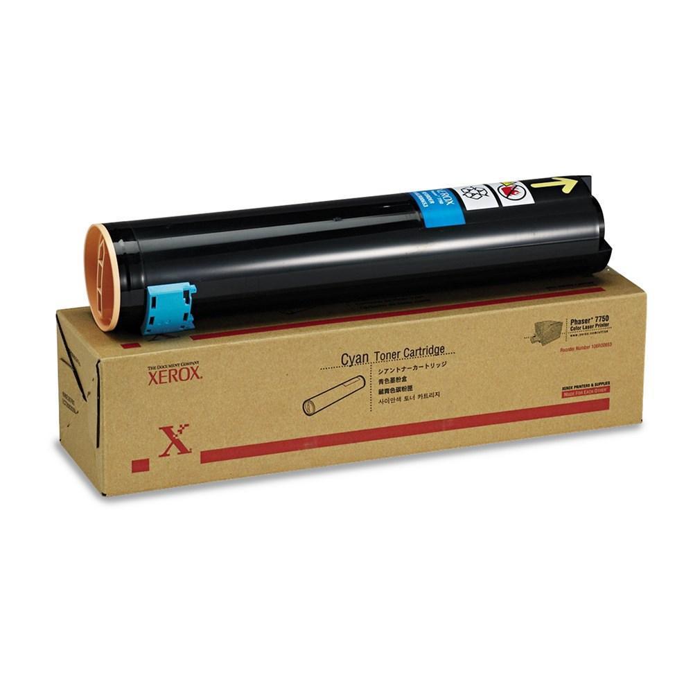 Xerox 106R00653 Original Cyan Toner Cartridge