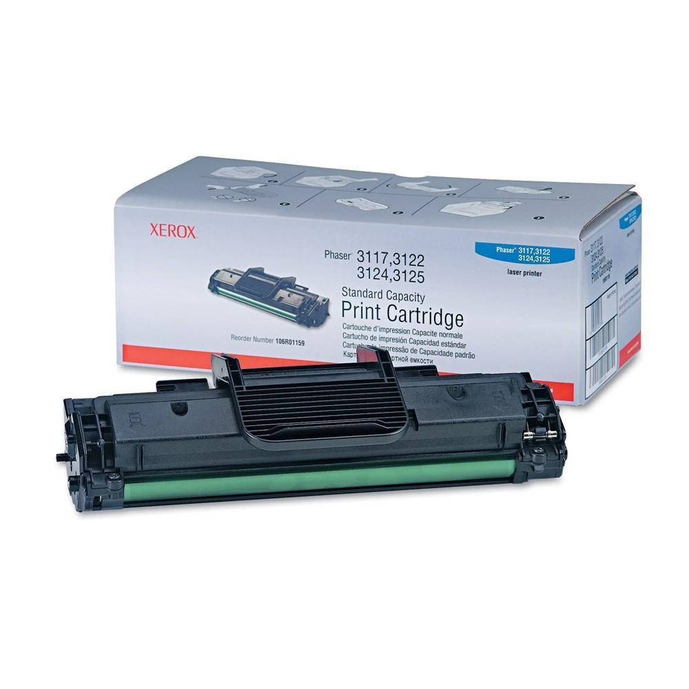 Xerox 106R01159 Original Black Toner Cartridge
