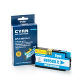Remanufactured ( Compatible ) HP 951XL CN046AN Cyan Ink Cartridge High Yield