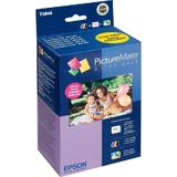 Epson T5846 Original Ink and Paper Print Pack for PictureMate 200 Series