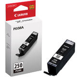 Canon PGI-250 Pigment Black Original Ink Cartridge (6497B001)