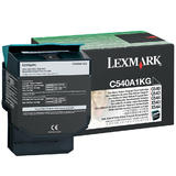 Lexmark C540A1KG Original Black Return Program Toner Cartridge