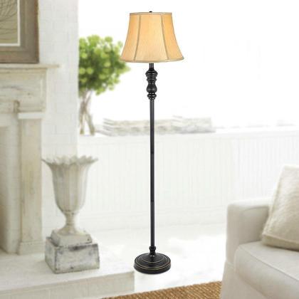 black painting1 light floor lamp at canada. Black Bedroom Furniture Sets. Home Design Ideas
