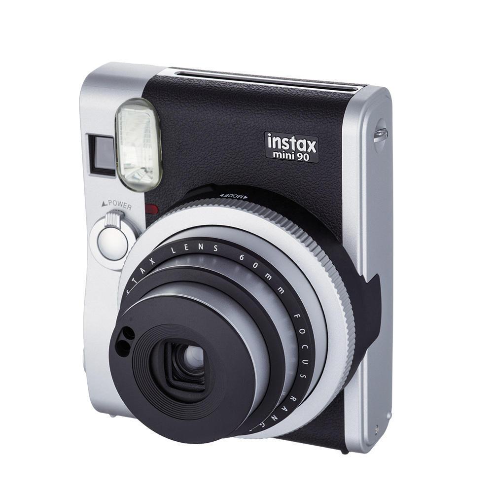 Fujifilm instax mini 90 Neo Classic Instant Camera(Black)