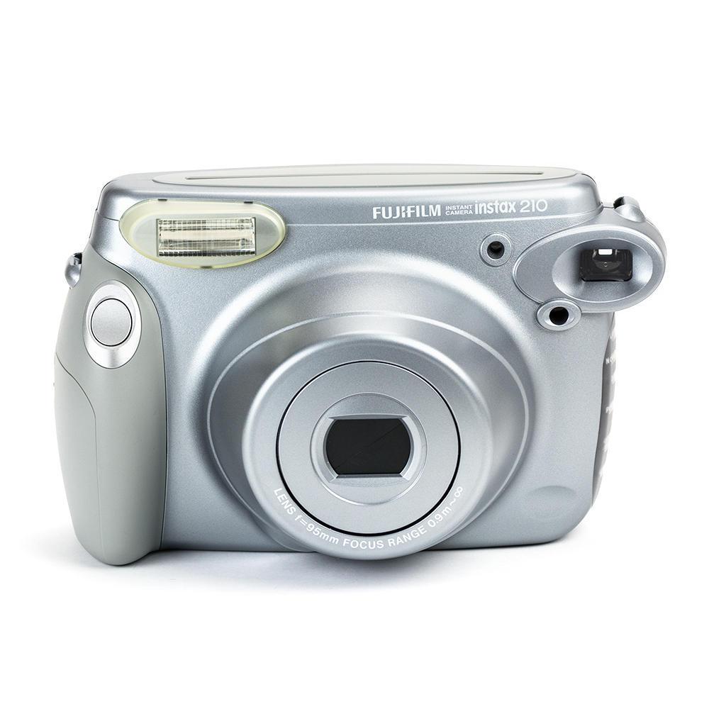 Instax 210 Instant Color Film System(Sliver)