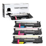 Samsung CLT-406S Series New Compatible Toner Cartridges Combo Set - Moustache®