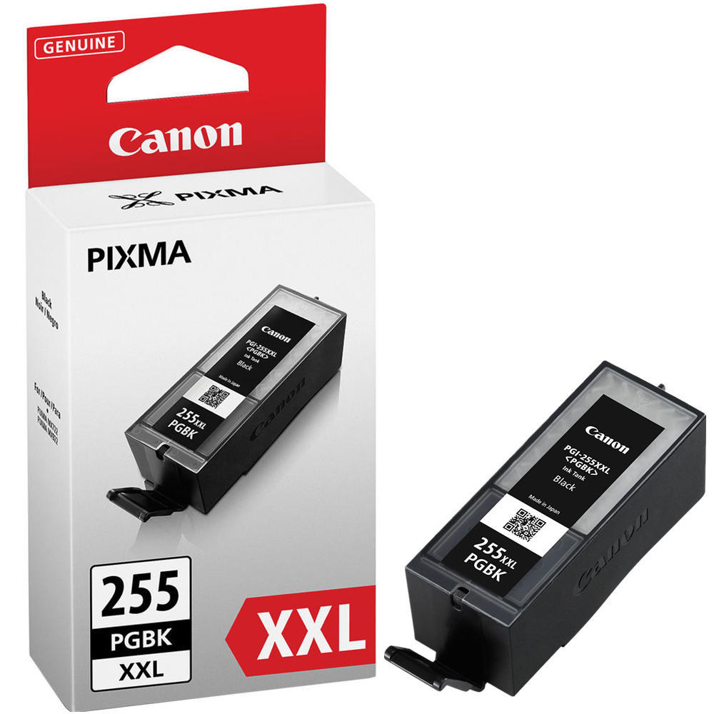 Canon PGI-255XXL (8050B001) Original Black Ink Cartridge ...