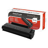 Pantum PB-211 Original Black Toner Cartridge (High Yield Version of PB-210S)