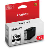 Canon PGI-1200XL (9183B001) Original Black Pigment Ink Tank (High Yield)