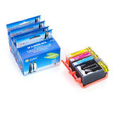 HP 934XL/935XL Remanufactured/Compatible Cartridge High Yield Combo Set