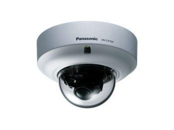 Panasonic Metal Body Day/Night Fixed Dome Analog Security Camera