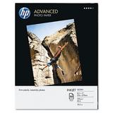 "HP Q7853A 50 Sheets Advance Photo Paper, Glossy, 8.5"" x 11"""