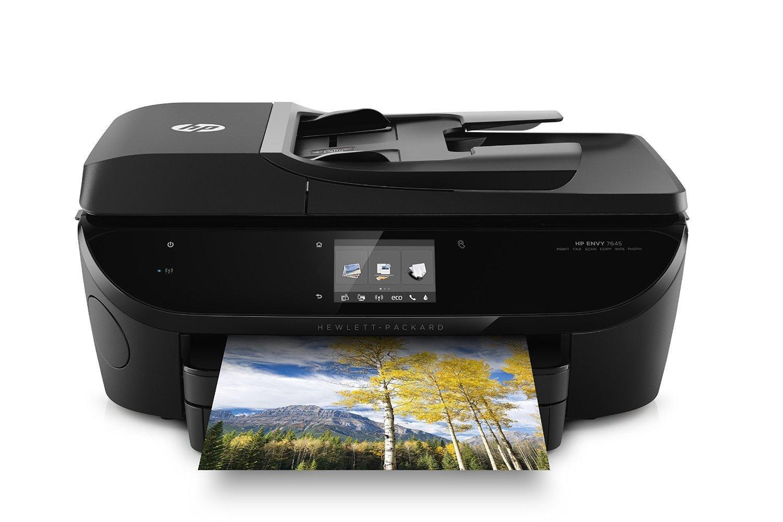 hp envy 7640 e all in one printer at inkjetsuperstore. Black Bedroom Furniture Sets. Home Design Ideas
