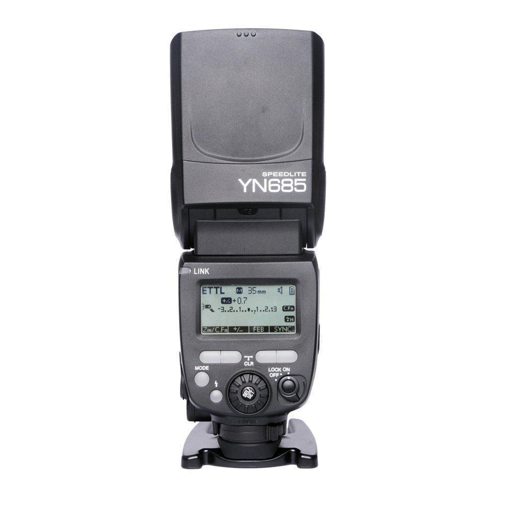 Yongnuo YN685 Wireless TTL Speedlite for Canon Cameras YN-685